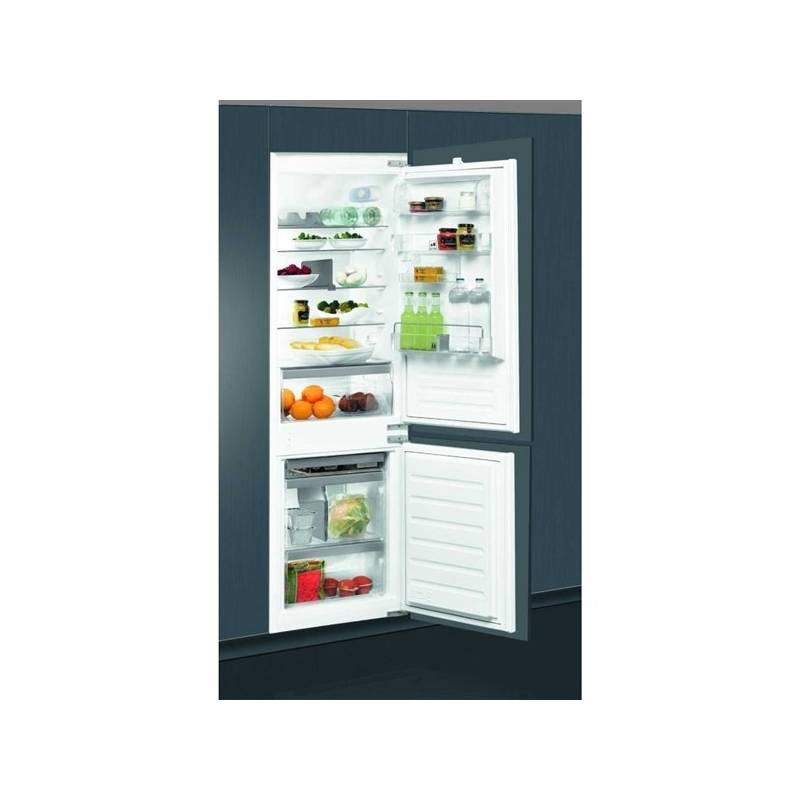 Kombinácia chladničky s mrazničkou Whirlpool ART 6503/A+ + Doprava zadarmo