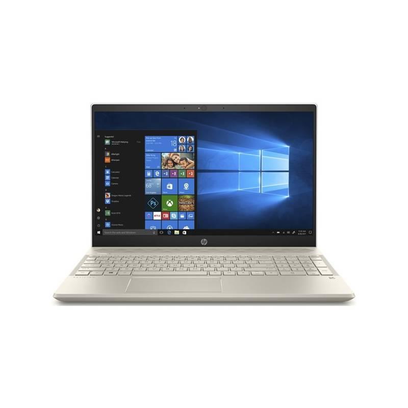 Notebook HP Pavilion 15-cw0013nc (4MW81EA#BCM) biely Software F-Secure SAFE, 3 zařízení / 6 měsíců (zdarma) + Doprava zadarmo