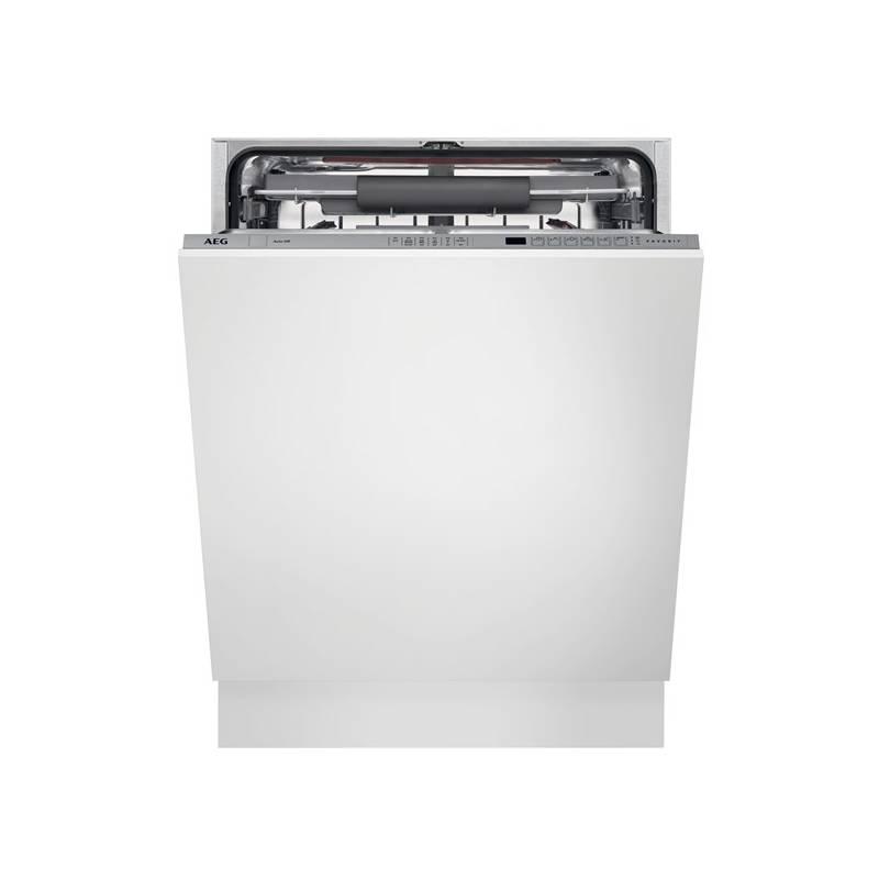 Umývačka riadu AEG Mastery FSE63700P + Doprava zadarmo