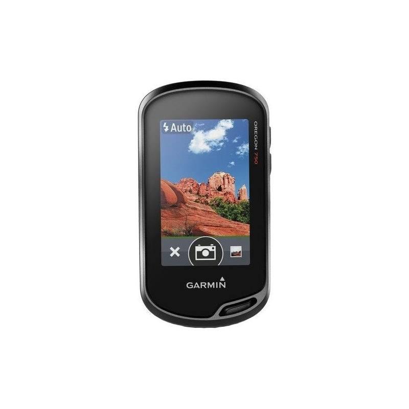 Navigační systém GPS Garmin Oregon 750t PRO, mapa ČR (010-01672-91)