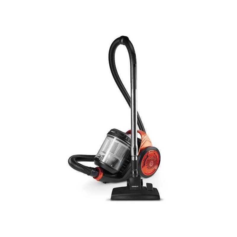 Vysávač podlahový Polti Forzaspira C130_PLUS čierny/oranžový