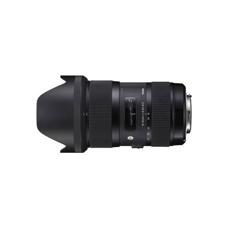 Objektív Sigma 18-35mm f/1.8 DC HSM ART Nikon (SI 183518) čierny + Doprava zadarmo
