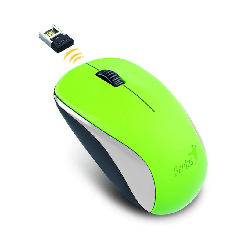 Myš Genius NX-7000 (31030109111) zelená