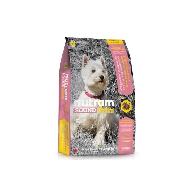 Granule NUTRAM Sound Small Breed Adult Dog 2,7 kg