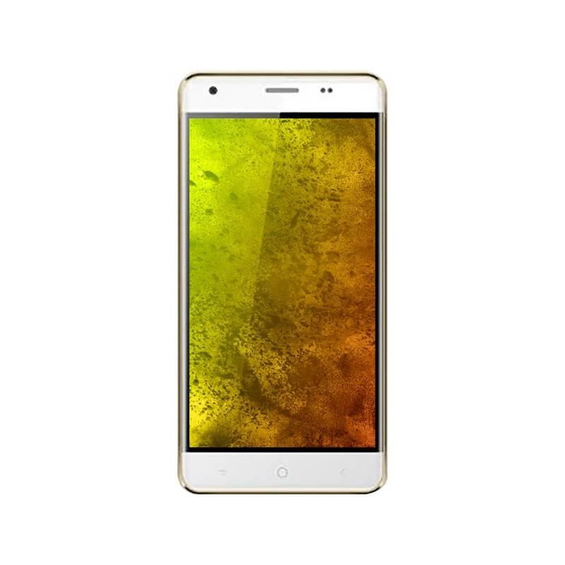 Mobilný telefón Accent NEON LITE Dual SIM (8595645500326) biely