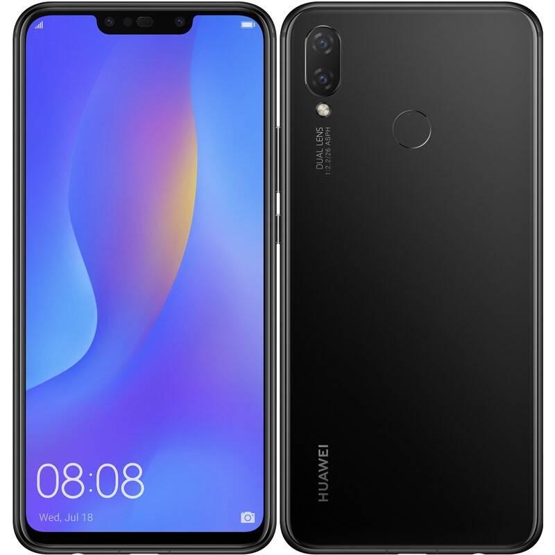 Mobilní telefon Huawei nova 3i (SP-NOVA3IBOM) černý