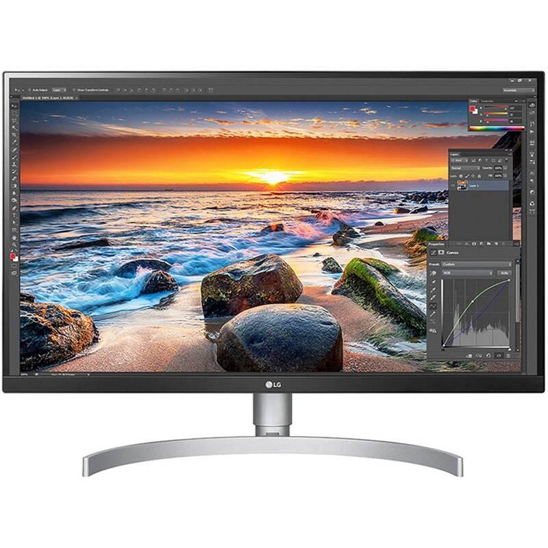 Monitor LG 27UL850 (27UL850) biele