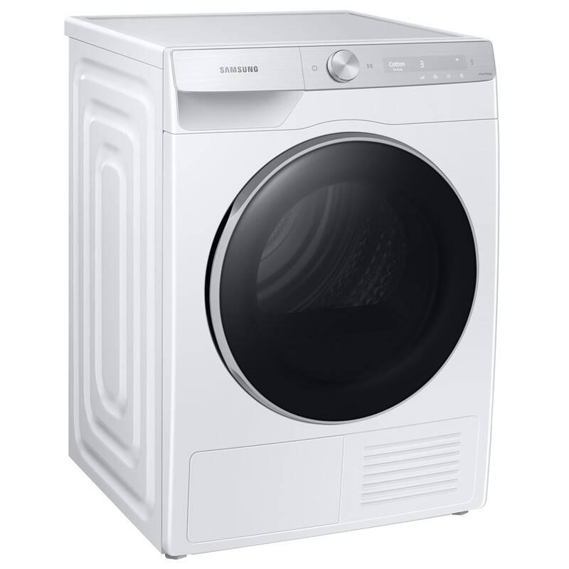 Sušička bielizne Samsung DV90T8240SH/S7 biela + Doprava zadarmo