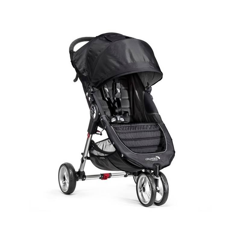 Kočík športový Baby Jogger CITY MINI 2016 Black/Gray + Doprava zadarmo