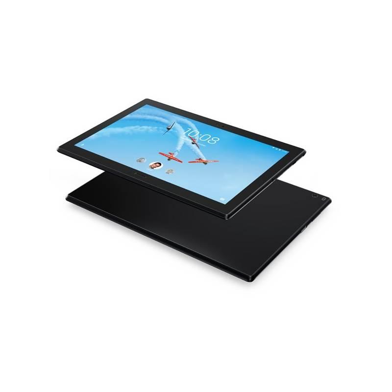 """Tablet Lenovo TAB4 10"""" PLUS LTE 64 GB (ZA2R0021CZ) čierny + Doprava zadarmo"""