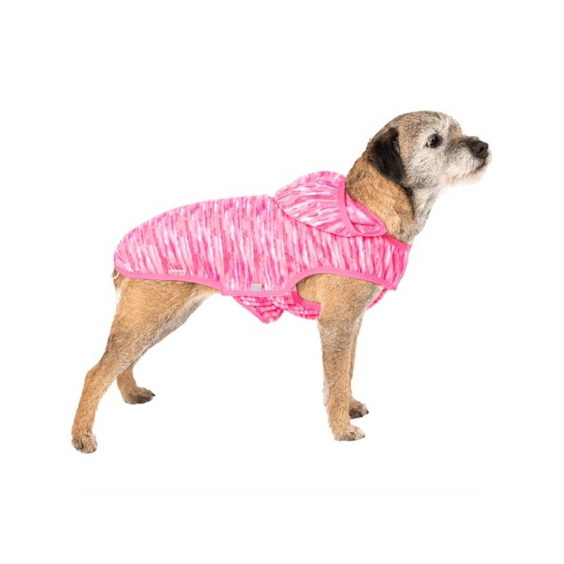 Oblečok Samohýl svetr polar fleece Polarka 36 cm ružový