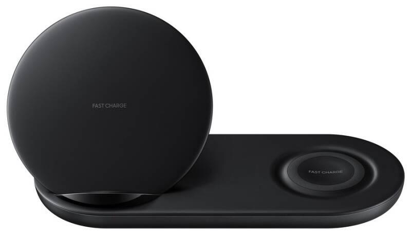 Nabíjací podložka Samsung duální (EP-N6100) (EP-N6100TBEGWW) čierna