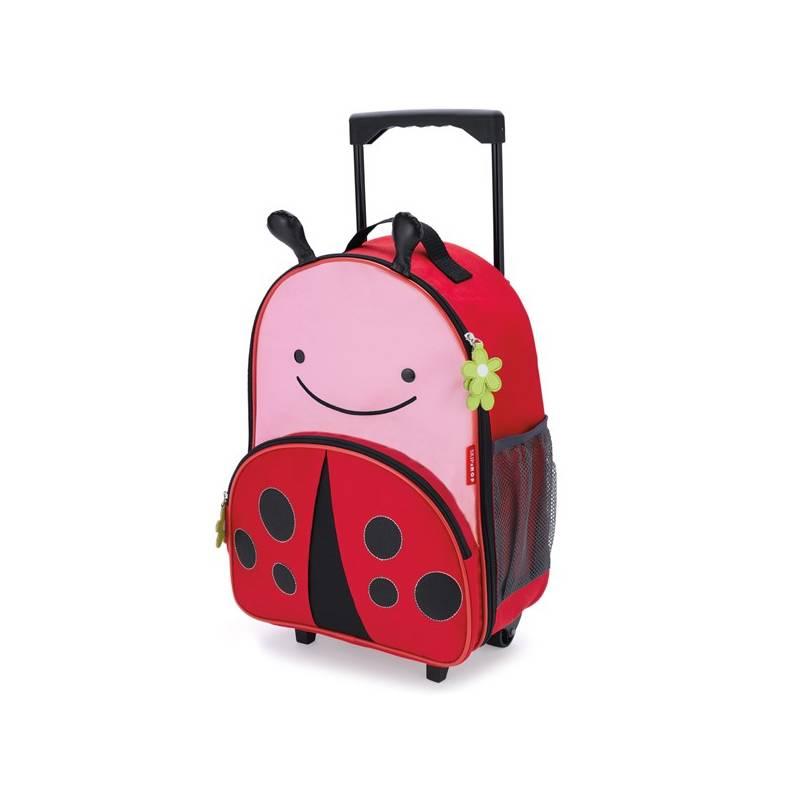 Cestovní kufr dětský SKIPHOP Zoo - Beruška + Doprava zadarmo
