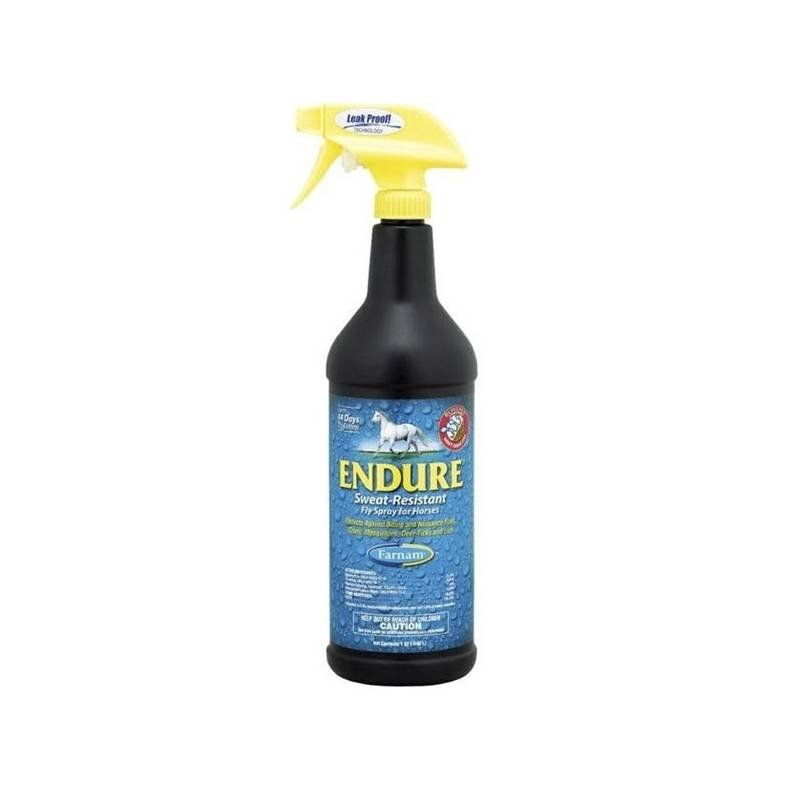 Sprej Farnam Endure Sweat-resistant Fly spray 946 ml