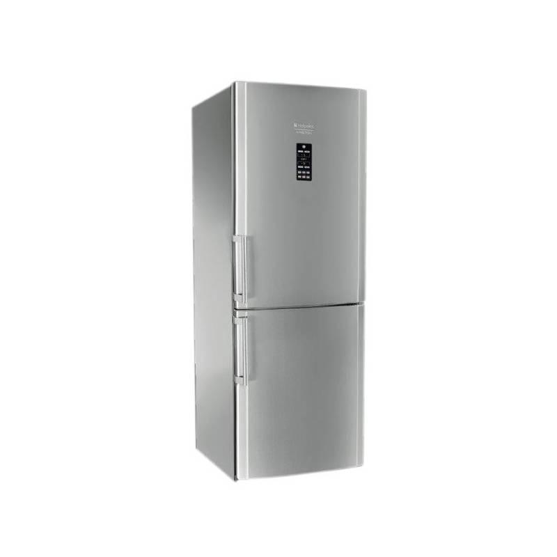 Kombinácia chladničky s mrazničkou Hotpoint-Ariston ENBGH 19423 FW nerez + dodatočná zľava 10 % + Doprava zadarmo