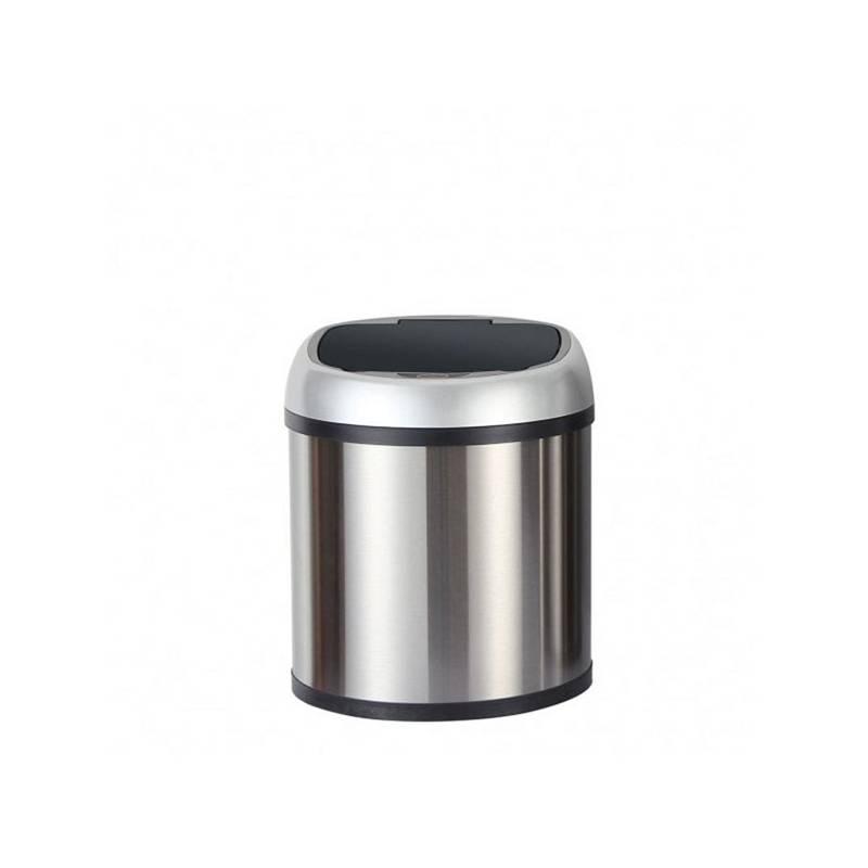 Bezdotykový odpadkový koš Helpmation Mini GYT6-2 nerez