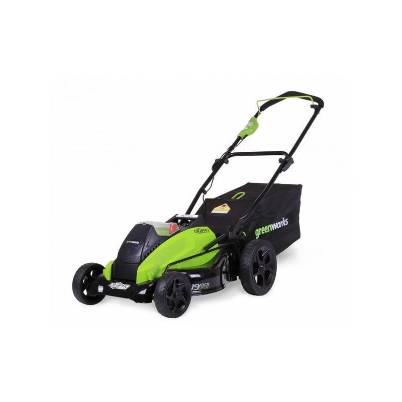 Kosačka Greenworks G40LM45 (bez baterie) + Doprava zadarmo