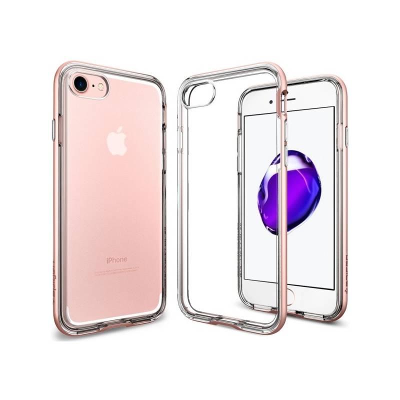 Kryt na mobil Spigen Neo Hybrid Crystal Apple iPhone 7/8 - rose gold (042CS20524)
