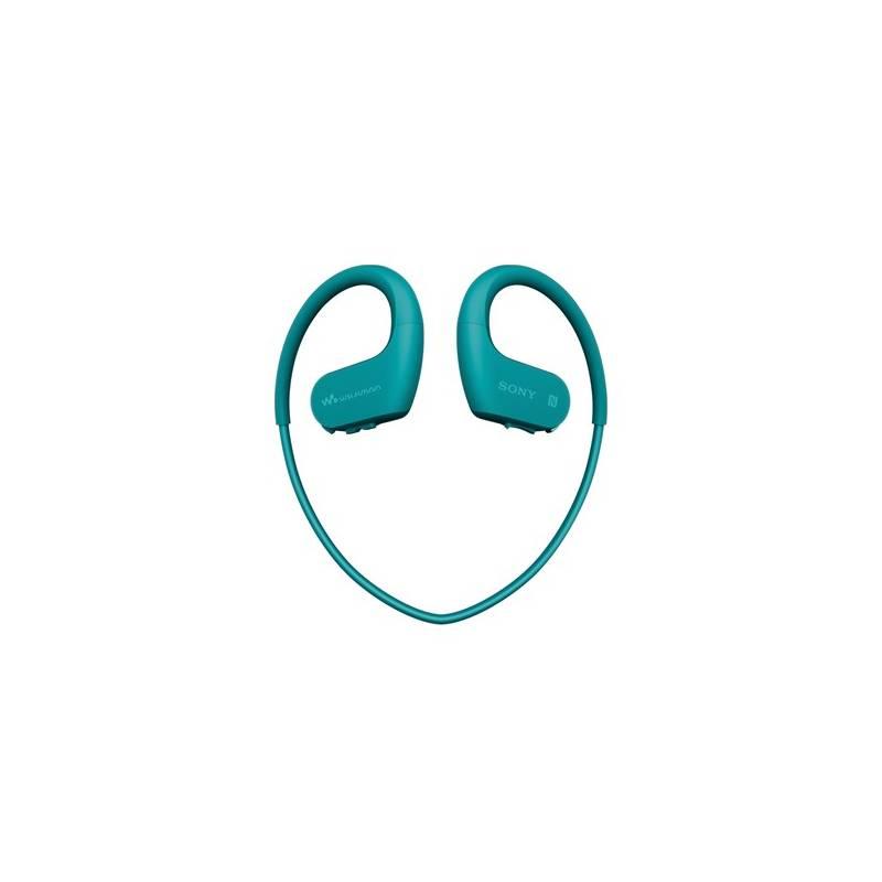 MP3 prehrávač Sony NW-WS623L modrý