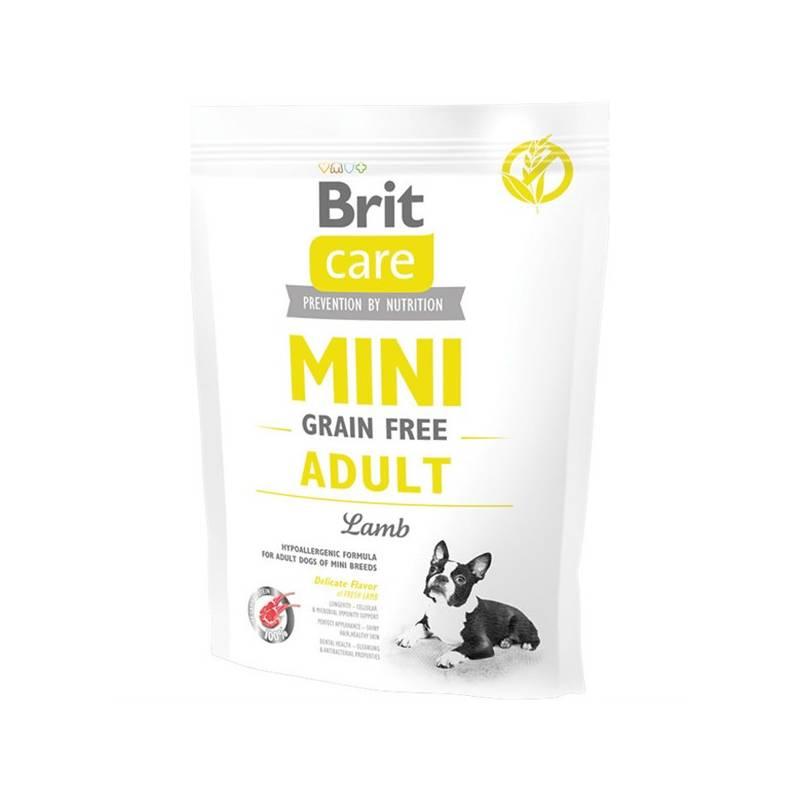 Granuly Brit Care Mini Grain Free Hair & Skin 400 g