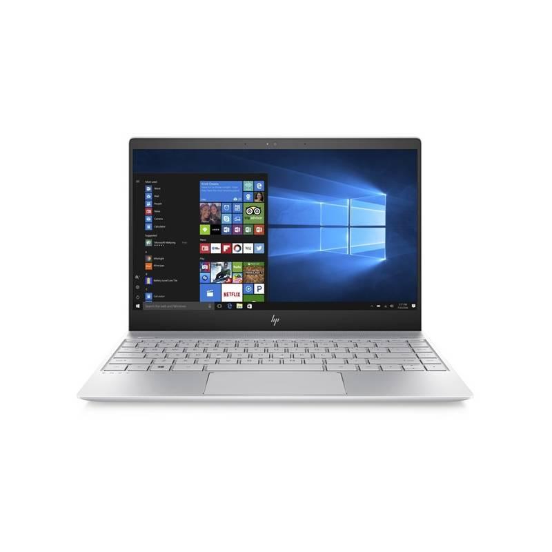 Notebook HP ENVY 13-ad017nc (1VB13EA#BCM) strieborný Software F-Secure SAFE, 3 zařízení / 6 měsíců (zdarma) + Doprava zadarmo