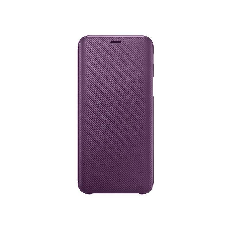 Puzdro na mobil flipové Samsung Wallet Cover pro Galaxy J6 (EF-WJ600C) ( 4bed6ea1144