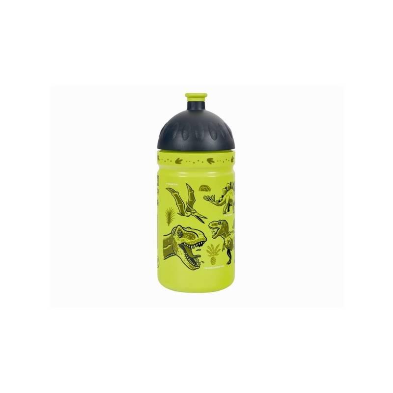 Zdravá láhev 0,5 l, dinosauři