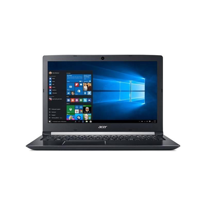 Notebook Acer Aspire 5 (A515-51G-30PM) (NX.GVNEC.001) červený + Doprava zadarmo