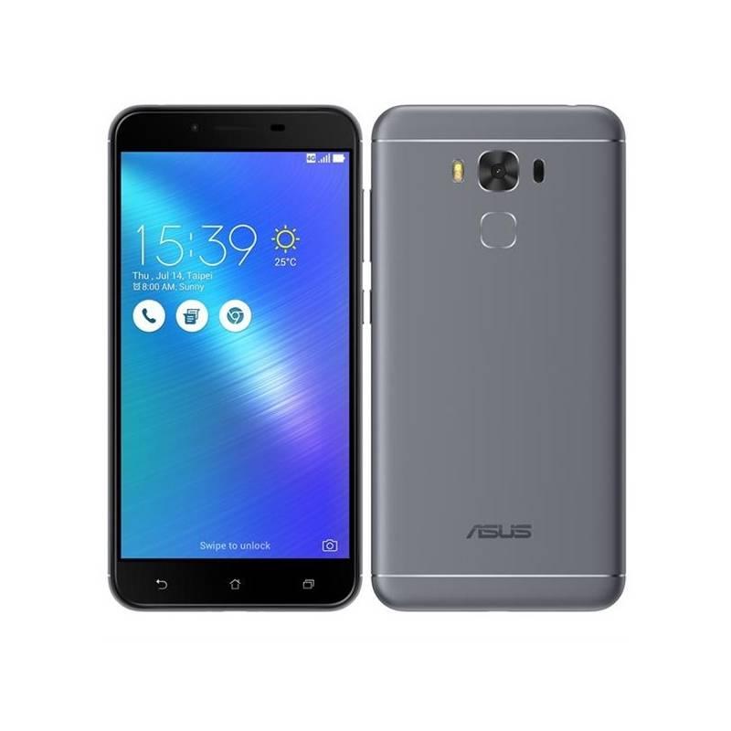 Mobilný telefón Asus ZenFone 3 Max ZC553KL (ZC553KL-4H033WW) sivý Software F-Secure SAFE, 3 zařízení / 6 měsíců (zdarma)