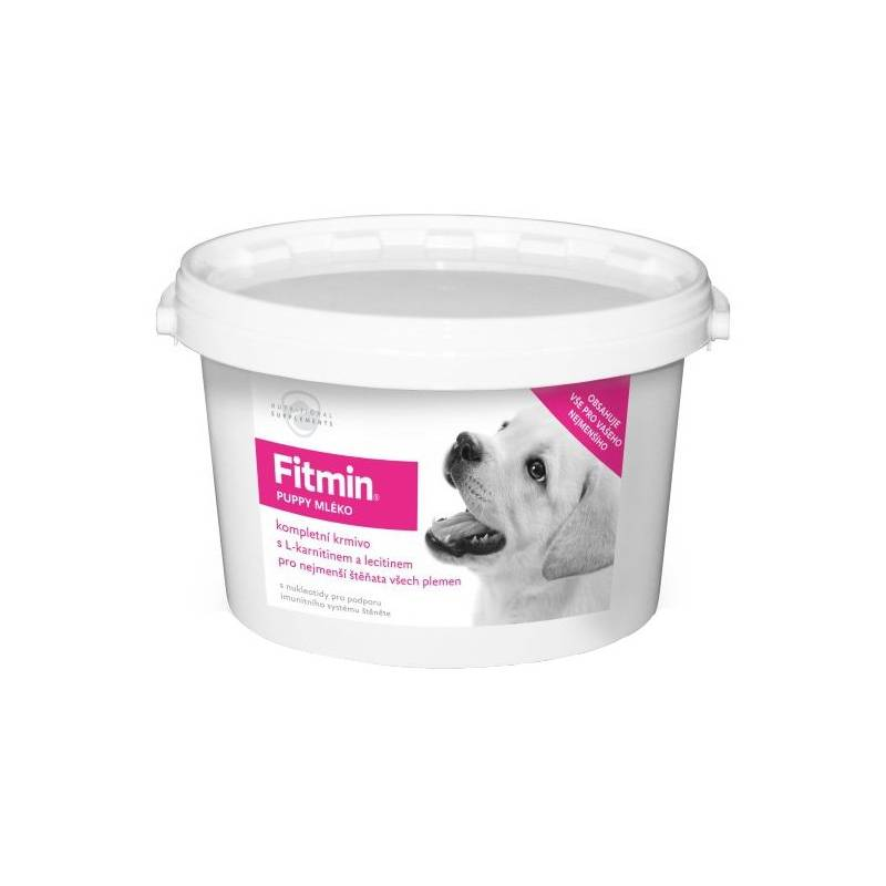 Instantné mlieko FITMIN dog Puppy 400 g