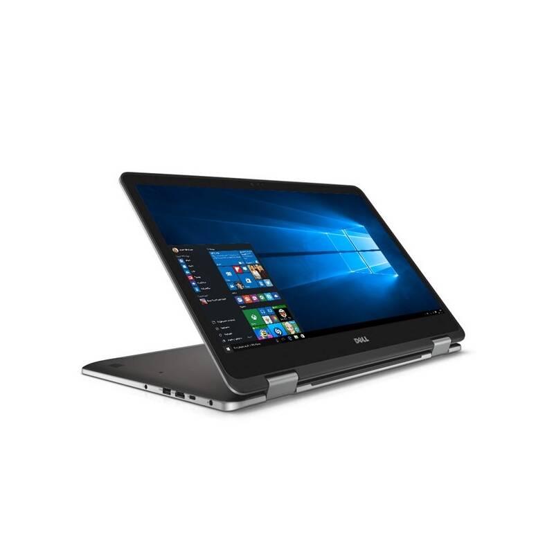 Notebook Dell Inspiron 17z 7000 (7773) Touch (7773-64245) sivý + Doprava zadarmo