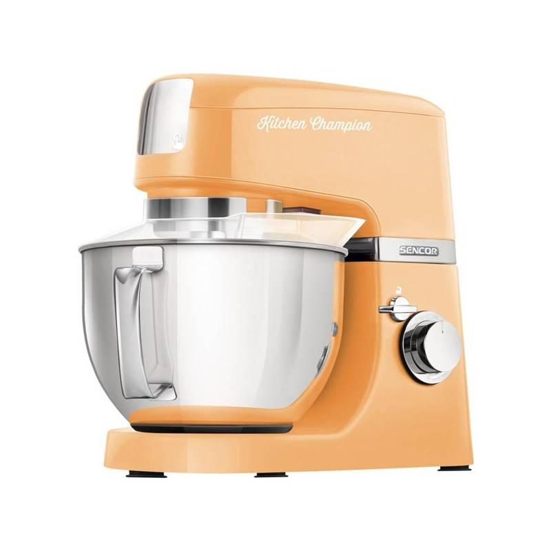 Kuchynský robot Sencor STM 6353OR oranžový