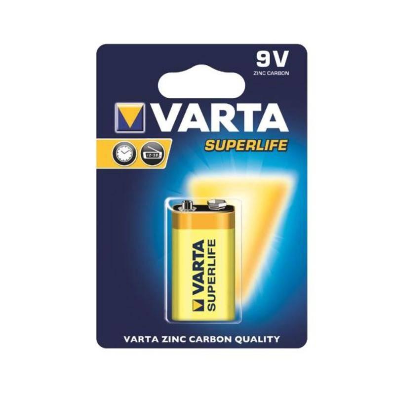 Batéria Varta Superlife, 9V