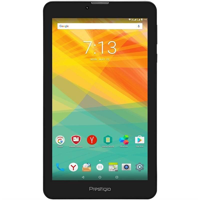 Tablet Prestigio Grace 3157 3G (PMT3157_3G_C) čierny Software F-Secure SAFE, 3 zařízení / 6 měsíců (zdarma)