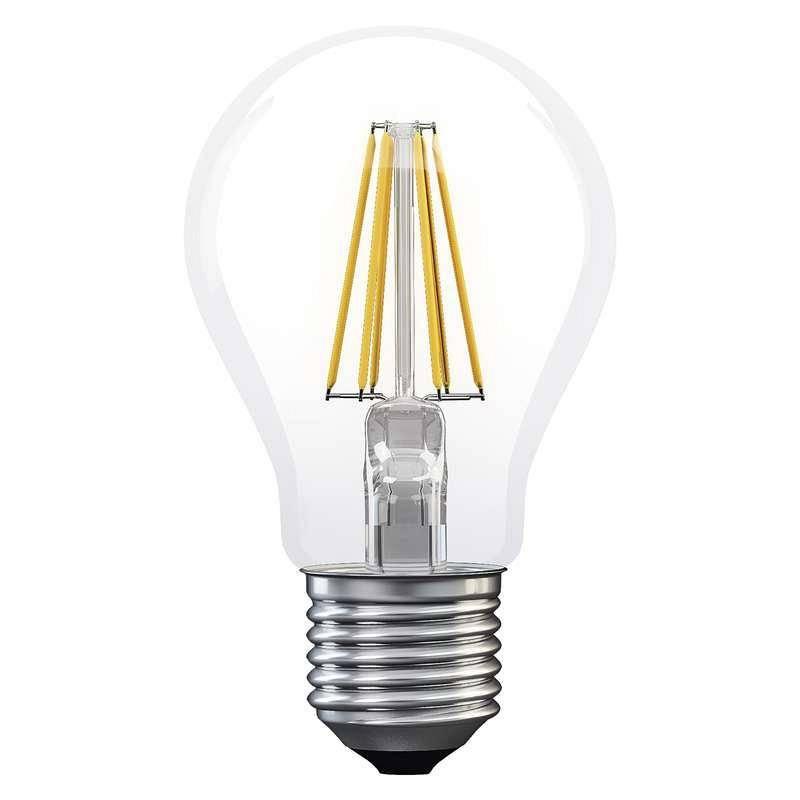 LED žiarovka EMOS Filament klasik, 8W, E27, neutrální bílá (1525283241)