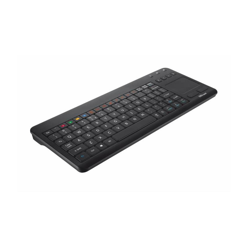 33c2ad0f9 Klávesnica Trust Sento pro Samsung Smart TV, CZ/SK (20291) čierna. 4  užívateľské recenzie
