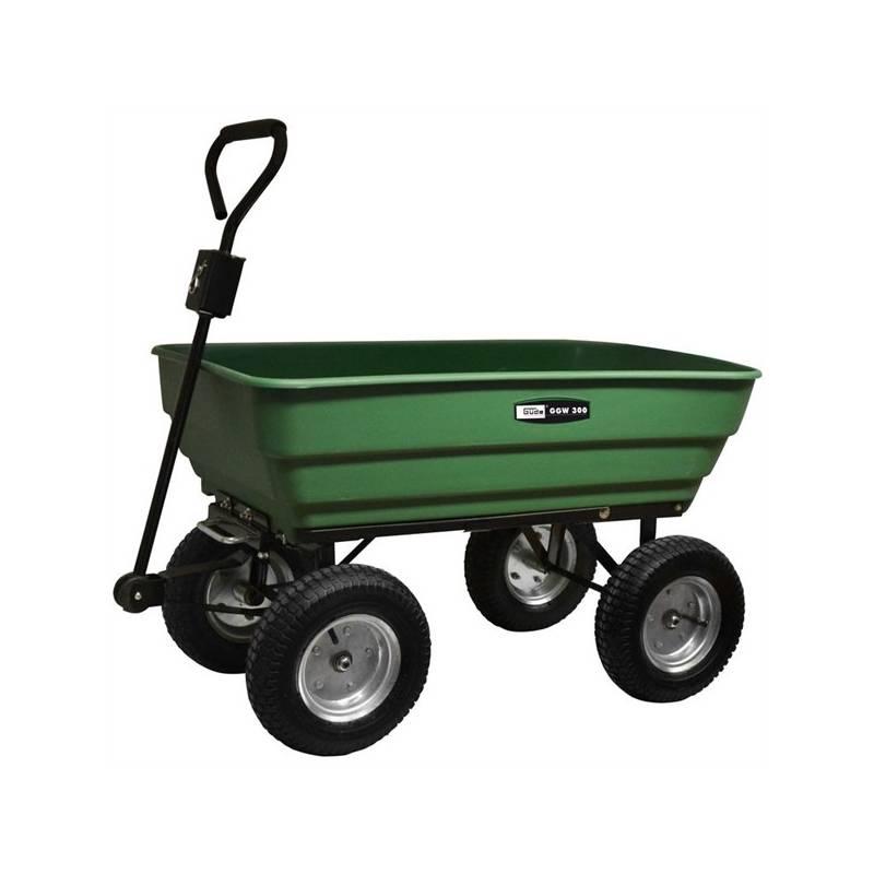 Vozík prepravný Güde GGW 300 zelený