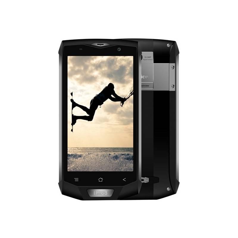 Mobilný telefón iGET BLACKVIEW GBV8000 Pro (84000415) Titanium Software F-Secure SAFE, 3 zařízení / 6 měsíců (zdarma) + Doprava zadarmo