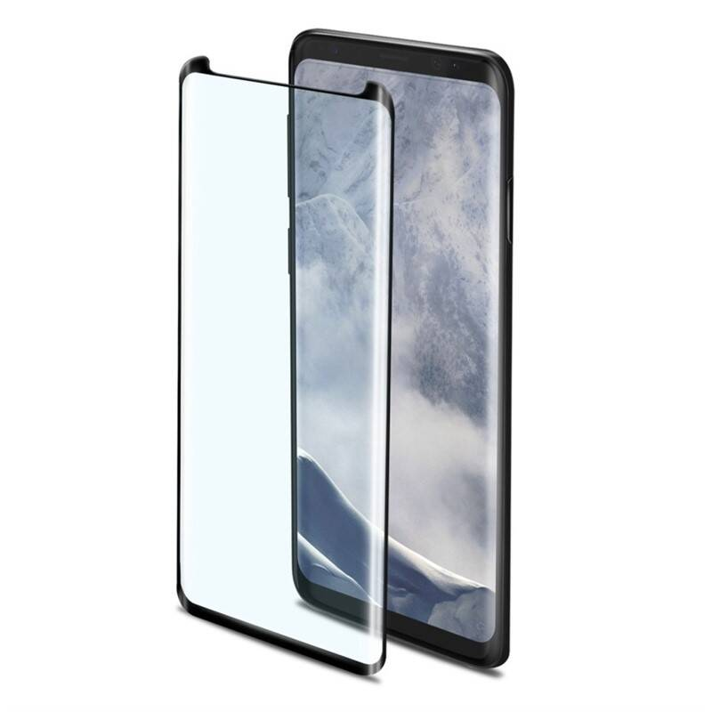 Ochranné sklo Celly 3D pro Samsung Galaxy S9 (3DGLASS790BK) černé