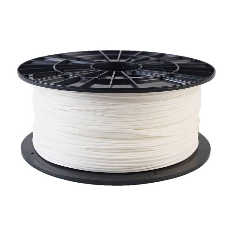 Tisková struna (filament) Plasty Mladeč 1,75 ABS-T, 1 kg (F175ABS-T_WH) bílá