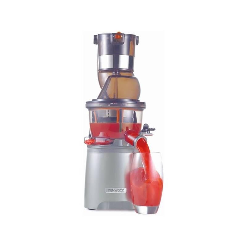 Odšťavovač Kenwood Pure Juice Pro JMP800SI strieborný + Doprava zadarmo