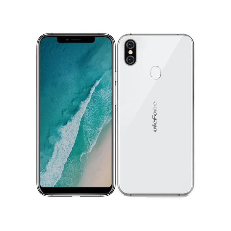 Mobilný telefón UleFone X 64 GB Dual SIM (ULE000014) biely + Doprava zadarmo