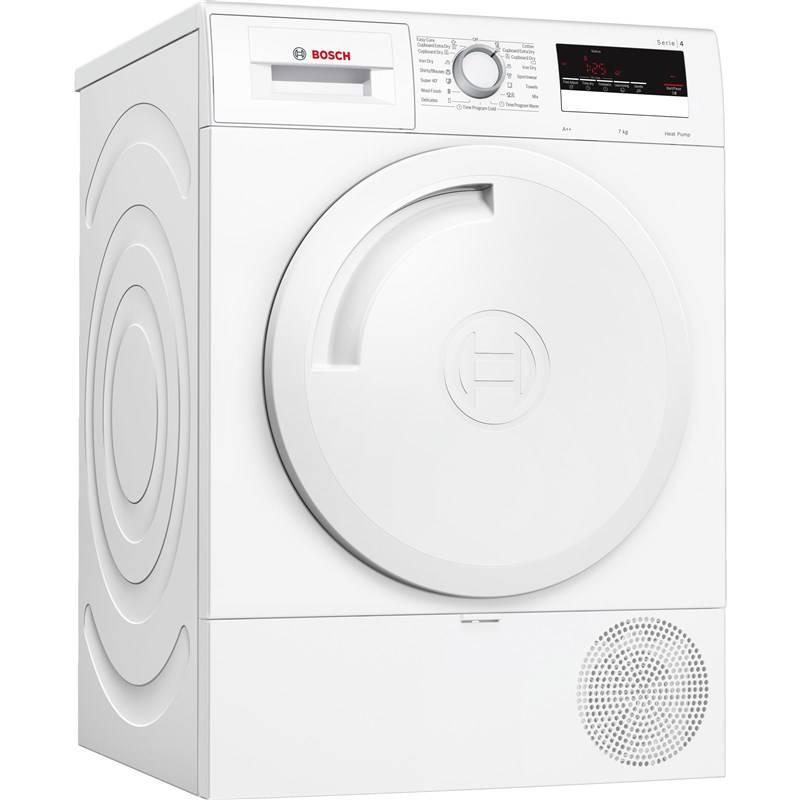 Sušička prádla Bosch WTR83V00BY bílá