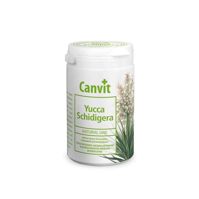 Prášok Canvit Natural Line Yucca Schidigera 150g