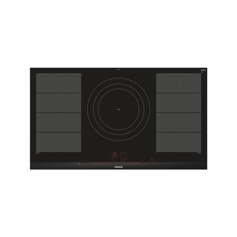Indukční varná deska Siemens EX975LVV1E černá