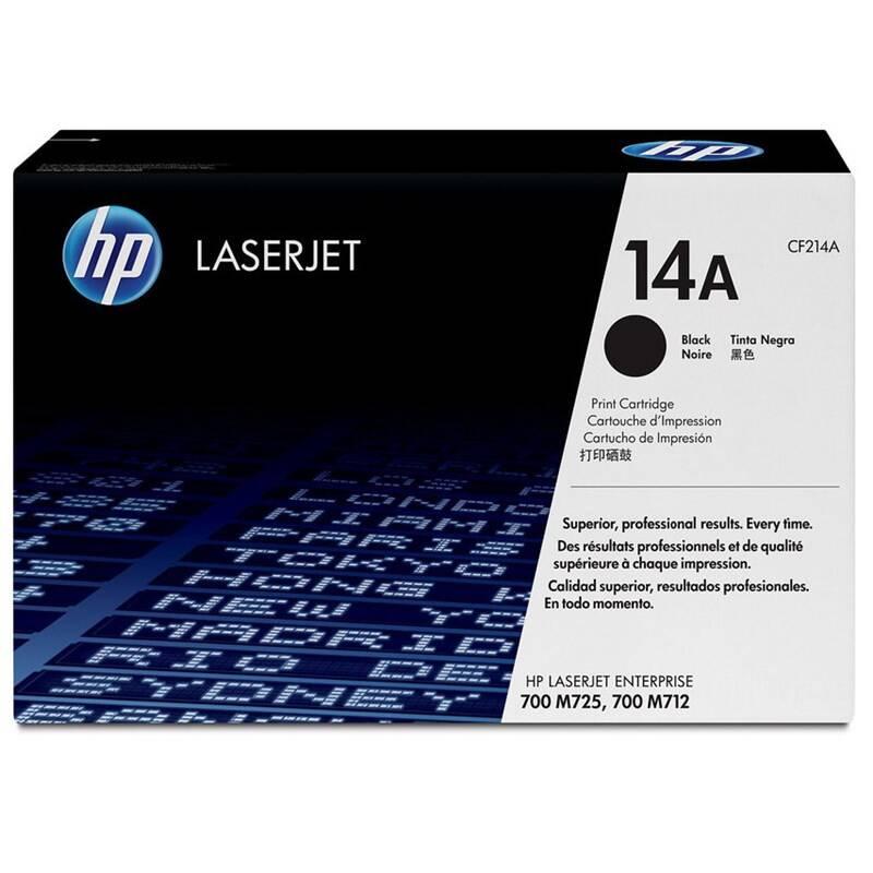 Toner HP 14A, 10000 stran (CF214A) čierny + Doprava zadarmo