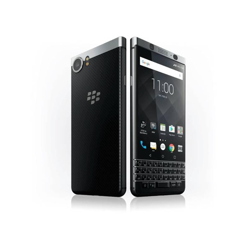 Mobilný telefón BlackBerry KEYOne (PRD-63117-015) čierny Software F-Secure SAFE, 3 zařízení / 6 měsíců (zdarma) + Doprava zadarmo