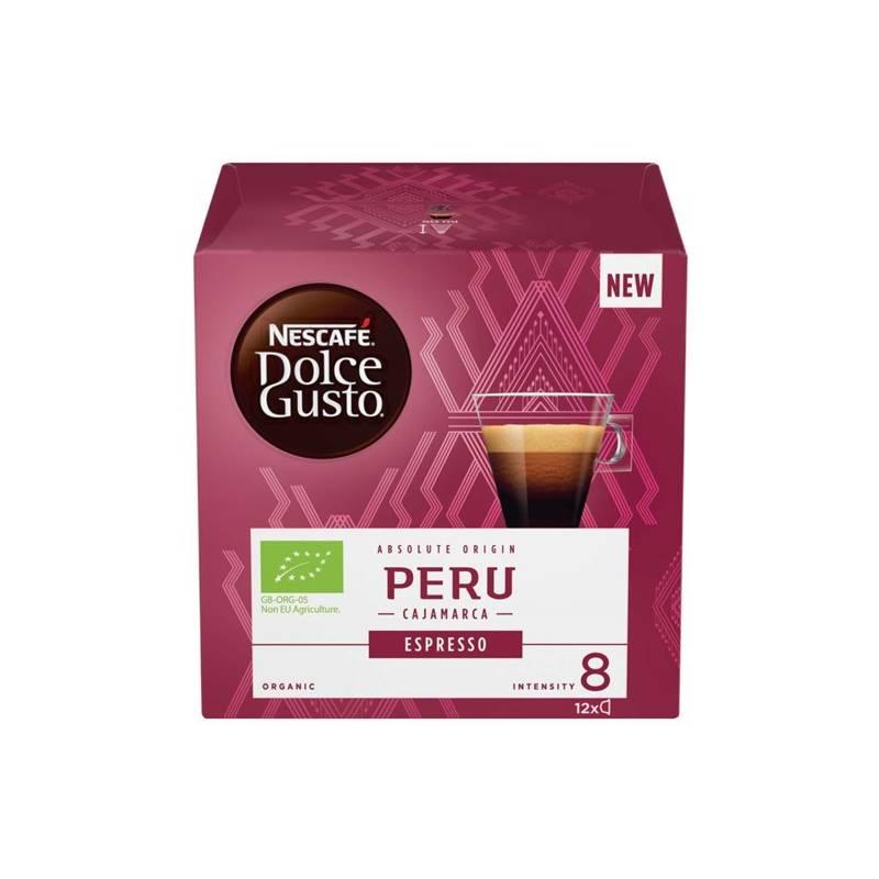 Kapsule pre espressa Nescafé Dolce Gusto Peru