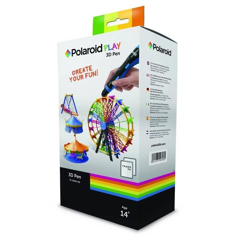 3D pero Polaroid Play pro ruční tisk (PL-2000-00)