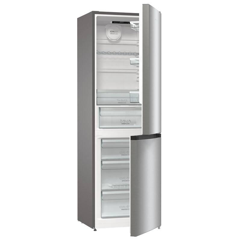 Kombinácia chladničky s mrazničkou Gorenje Advanced RK6192AXL4 nerez + Doprava zadarmo